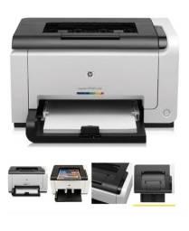 Impressora colorida Lader cp 1025 transfer