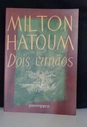 Livro Dois Irmãos - Milton Hatoum