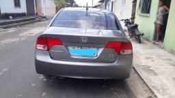 Vendo honda Civic ano 2008