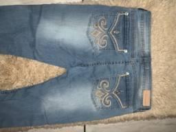 Calça tassa jeans