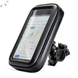 Suporte Celular Gps À Prova D'água 6.5'' Bicicleta
