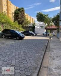 Apartamento com 3 dormitórios para alugar por R$ 780,00/mês - Conjunto Residencial José Bo