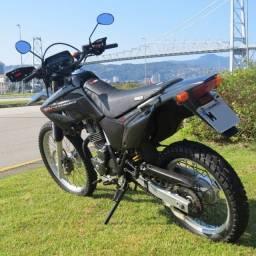 R$12.499 - Honda xr tornado 250 2008 C/75000 km linda e original ( cartões em 12X)
