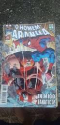 Homem-Aranha 1ª Série - n° 192 - Editora Abril