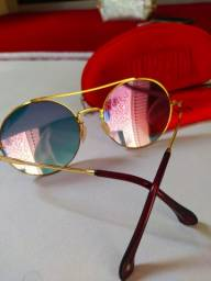 Óculos de Sol Vizzano Original Espelhado Semi novo