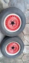 Roda kombi sem pneu cada 250 tenho 4