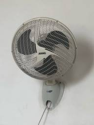 Ventilador Arno 40 cm - usado - de parede