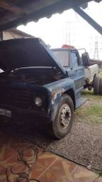 Caminhão  ford 7000 ano 78