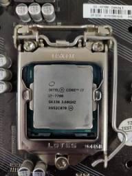 Processador Intel I7 7700 3.6GHz