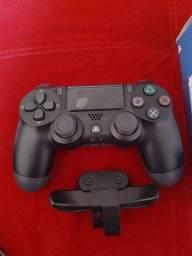 Controle original PS4 com paddles