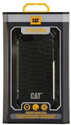 Capa Cat Active Urban Preta para iPhone 5c 5s SE - Caterpillar