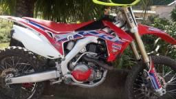 Vendo crf 450r 2015