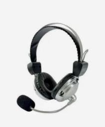 Vendo Headset p Pc c Jogo de Brinde