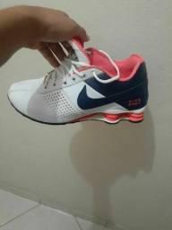 Tenis Nike shox 4 molad original tam 40