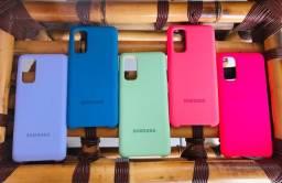 Capa Samsung S20 original faço entrega