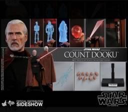 Conde Dookan (Count Dooku) - Star Wars