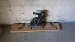 Maquina de cortar vergalhões de ferro para construção