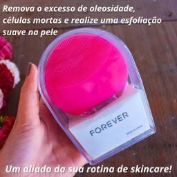 Esponja de Limpeza Facial Forever