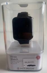 Relógio Inteligente Bluetooth Xtrax Watch Preto