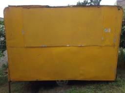 Trailer food truck (usado)