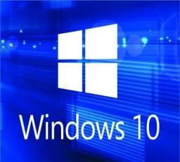 Título do anúncio: instalação profissional windows 10