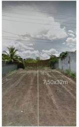 OFERTA: Terreno de 240m² na Cidade Alta, Rua Dois.