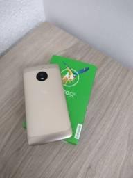 Smartphone Moto G5 32gb Ouro