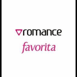 Troco peças romance/favorita por livros