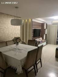 Apartamento para Venda em Nova Iguaçu, Centro, 3 dormitórios, 1 suíte, 2 banheiros, 2 vaga
