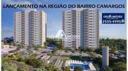LANÇAMENTO NA REGIÃO DO BAIRRO CAMARGOS, APARTAMENTOS INTELIGENTES, COMPOSTOS POR 02 QUART