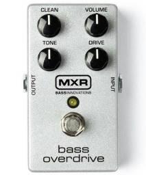 Bass overdrive mxr bass