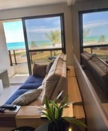 Apartamento Mobiliado à beira mar de Intermares