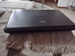 Notebook processador core i3 6gb ram 465hd