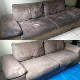 Higienização de Sofás Promocional
