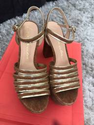 Sandália meia pata luiza Barcellos