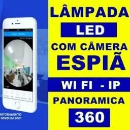 Super Câmera Lâmpada