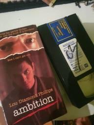 Fita VHS filme Ambition