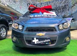 Chevrolet/Sonic hb LTZ Flex com Kit Gás ANO 2013