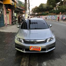 Honda/New Civic LXS 1.8 2014 (Automático) (Flex)