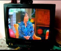 TV 20 polegadas acompanha conversor digital da TV TEM controle