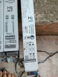 Reatores pouco uso lâmpadas T5