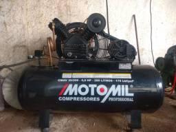 Compressor moto mil novo