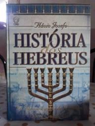 Livro Que Narra A História Do Povo Hebreu Flavio Josefo