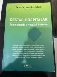 Livro: Gestão hospitalar