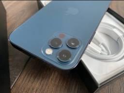 iPhone 12 pro Max lacrado garantia nota