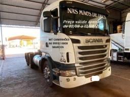 Scania 420 ( G 420 ) 6x4 Manual 11/11! Preço Promocional! Não pega Troca!