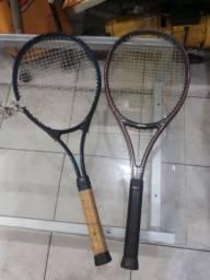 Raquete p tênis