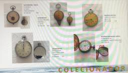 Voltímetro / Cronometro / Relógio de lapela