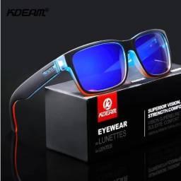 Óculos De Sol Kdeam Polarizado 100% Proteção Uv Original