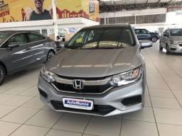 Honda City 1.5 Personal automático 2019 Auto Nunes seminovos Caruaru